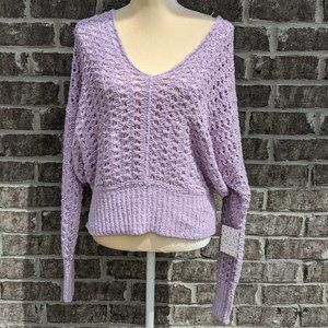 NWT Free People Best of You Sweater